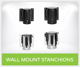 Shop Wall Mount Stanchions
