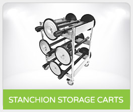 Shop Stanchion Storage Carts